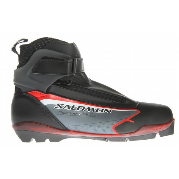 Salomon Escape 7 Pilot Cross Country Ski Boots Grey U.S.A. & Canada