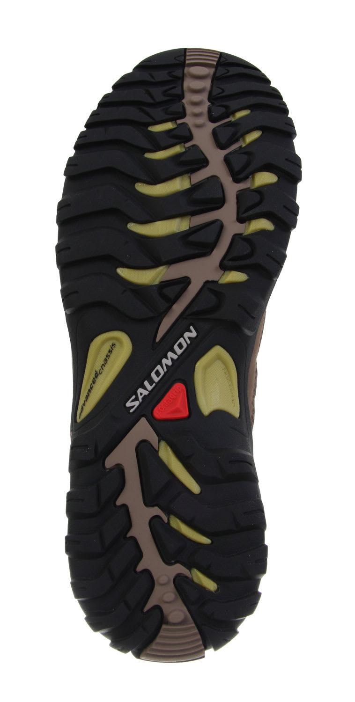 Salomon Exit Peak Mid GTX Hiking Shoes Womens