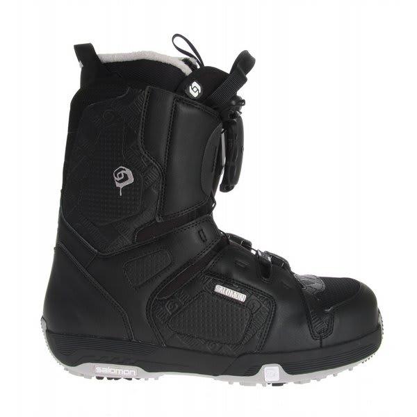 boots snowboard salomon faction