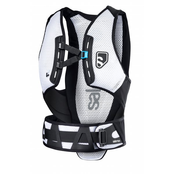 Salomon Flexcell Protective Gear Black / White U.S.A. & Canada