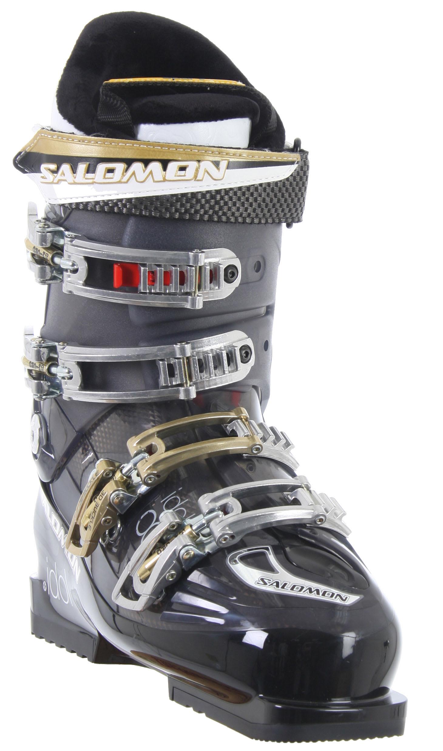 Salomon Idol x75 Ski Boots, MP 26.5, UK 8: Amazon.co.uk