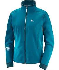Salomon Lightning Warm Softshell Ski Jacket