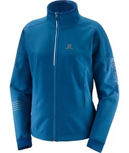 Salomon Lightning Warm Softshell XC Ski Jacket