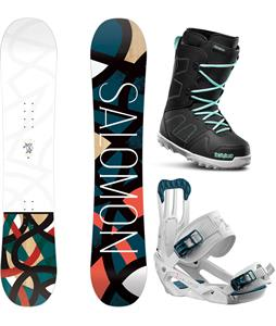 Salomon Lotus Snowboard Package