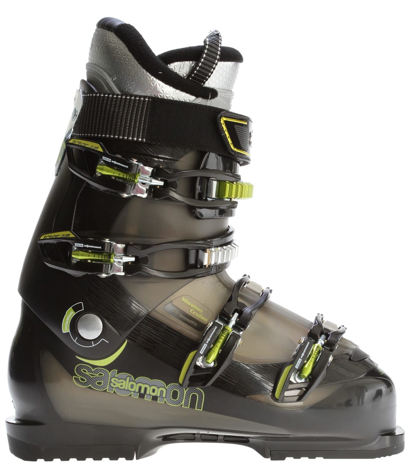 salomon mission rs 12 ski boots 2012 | Becky (Chain Reaction