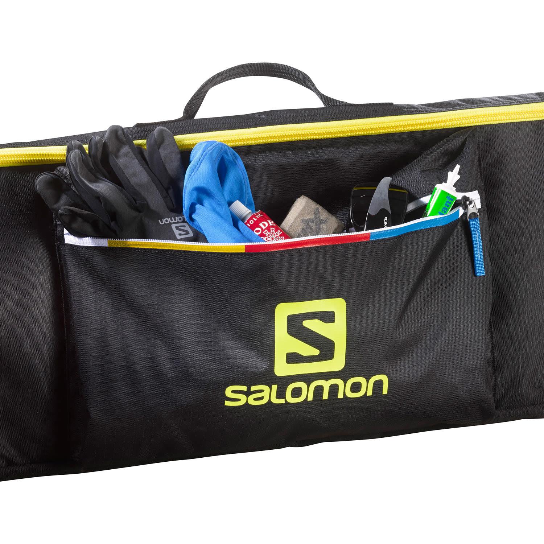 Salomon Nordic 3 Pairs 215 Pro Sleeve Xc Ski Bag