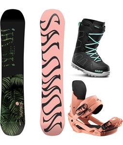Salomon Oh Yeah Snowboard Package