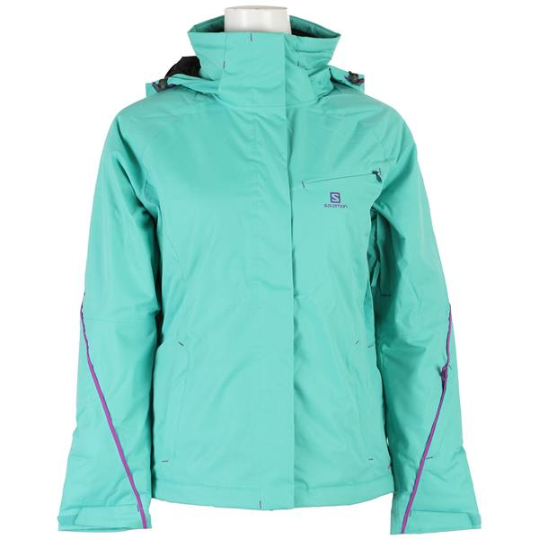 31fd403ce5 Salomon Open Ski Jacket - Womens