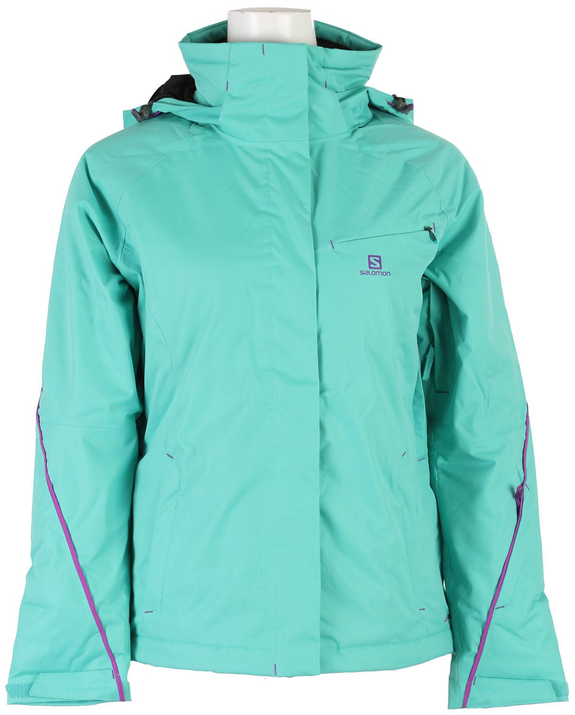 Salomon womens ski jackets
