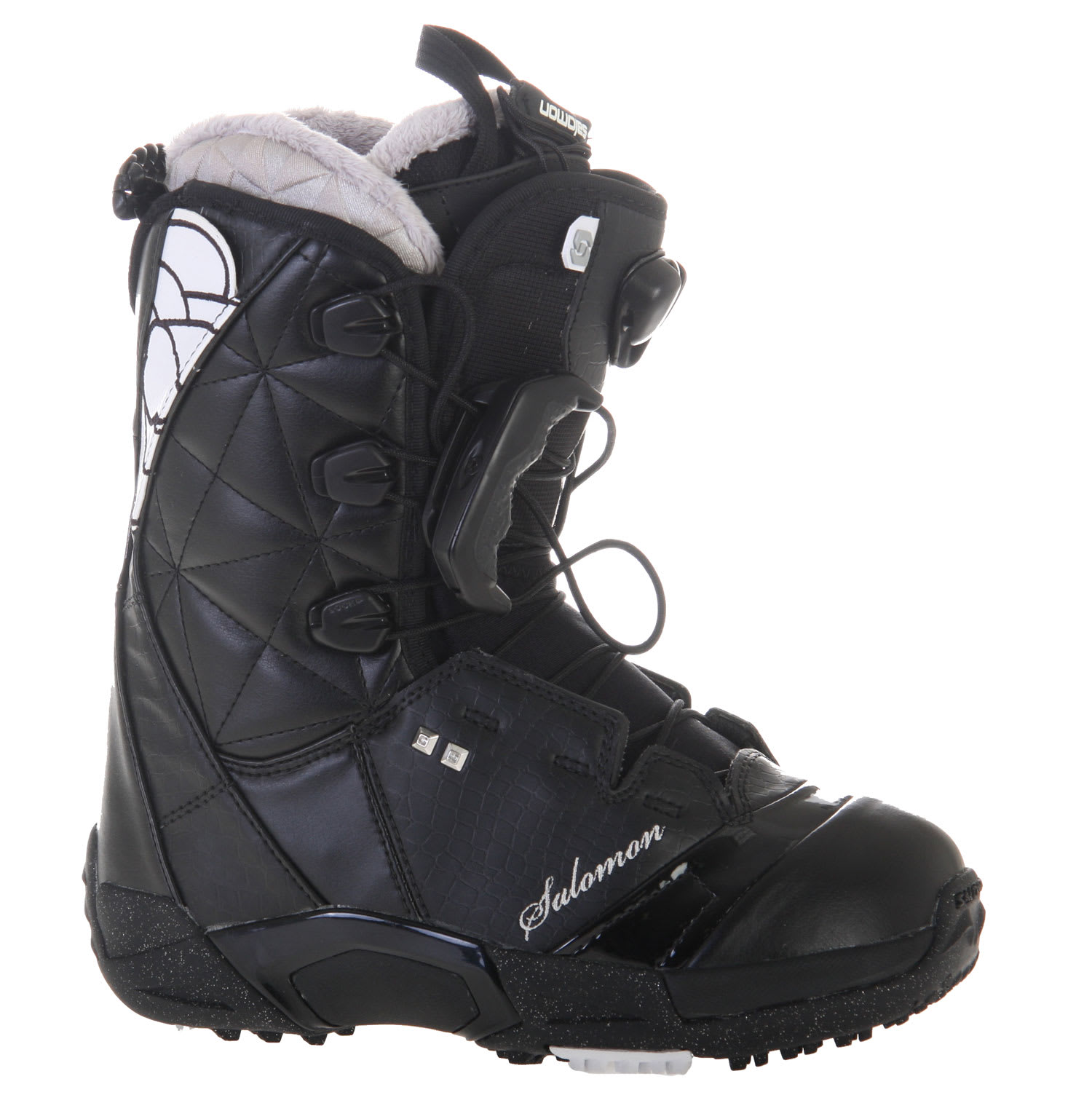 Optima Salomon Womens Salomon Snowboard Optima Boots EBodeWQCrx