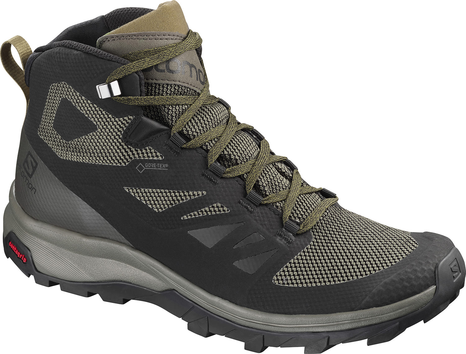 Salomon Outline Mid Gtx Hiking Boots 2019