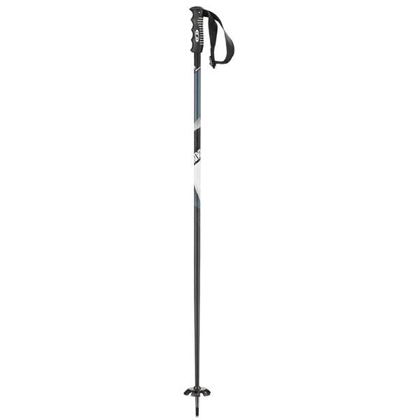 Salomon Patrol Ski Poles Black / Grey U.S.A. & Canada