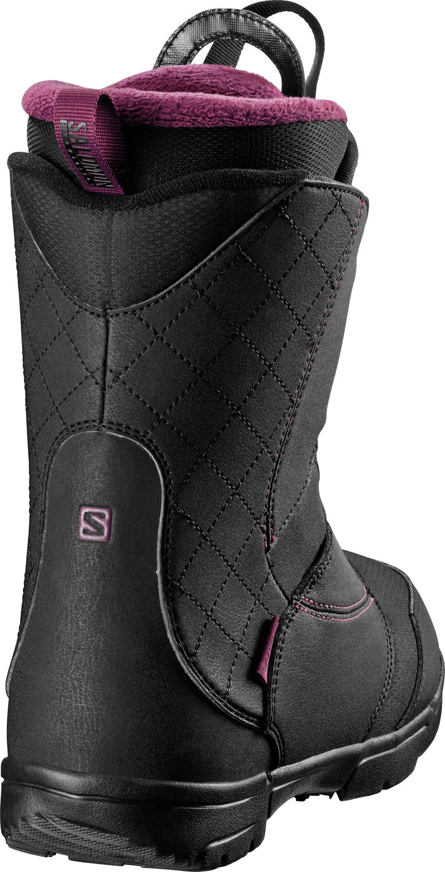 Salomon Pearl Boa Snowboard Boots Womens