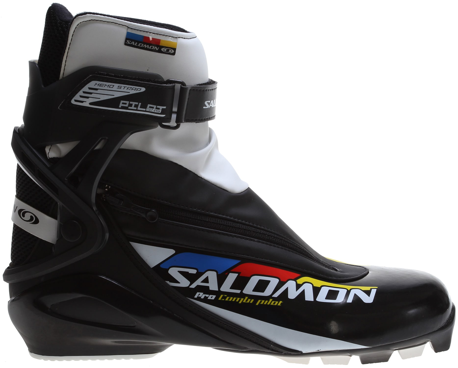 Salomon Pro Combi Pilot Xc Ski Boots