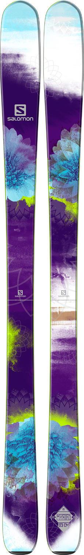 Salomon Q 83 Myriad Skis Womens