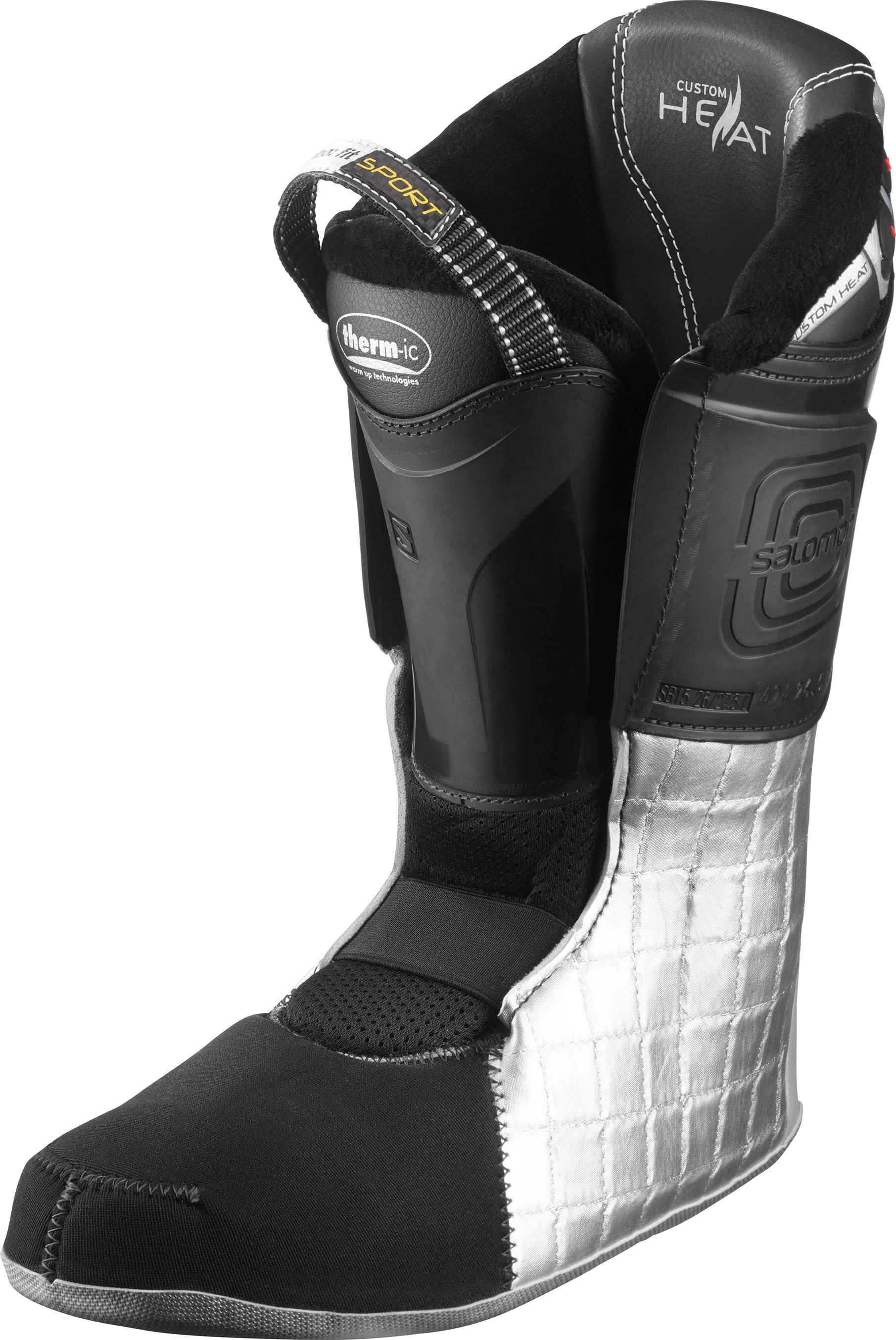 Salomon Quest Access Custom Heat Ski Boots