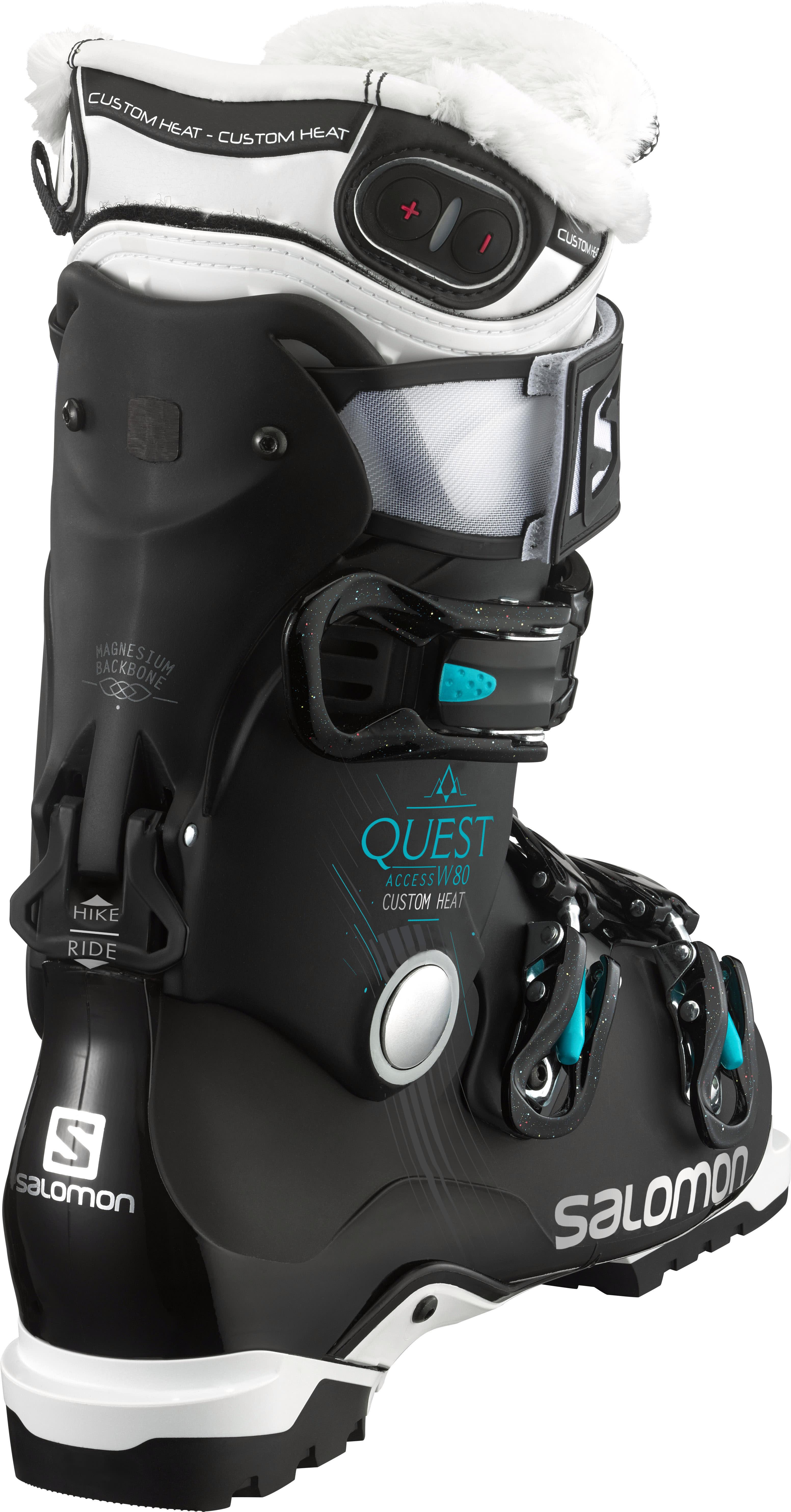 Salomon Quest Access Custom Heat Ski Boots Womens
