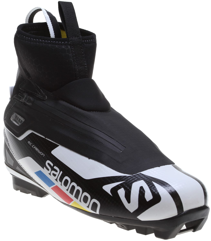 f4fb6722 Salomon RC Carbon XC Ski Boots