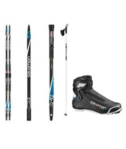 Salomon RS 7 PM PLK Access SK XC Ski Package
