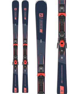 Salomon S/Force Fever Skis w/ M11 GW Bindings