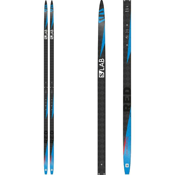 Salomon SLab Carbon Skate ski available at The Cyclery