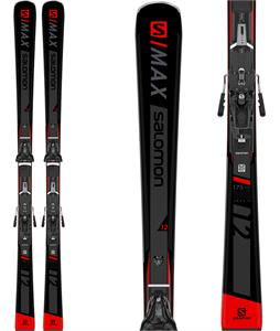 Salomon S/Max 12 Skis w/ Z12 GW Bindings