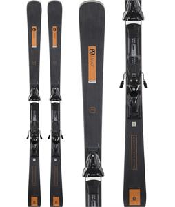 Salomon S/Max Blast Skis w/ Z12 GW Bindings