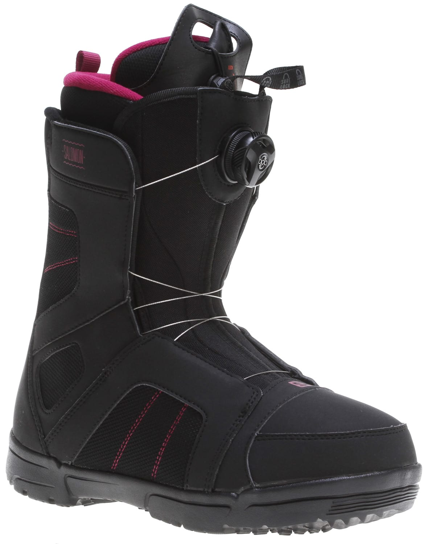 6aeea9241979 Salomon Scarlet BOA Snowboard Boots - thumbnail 2