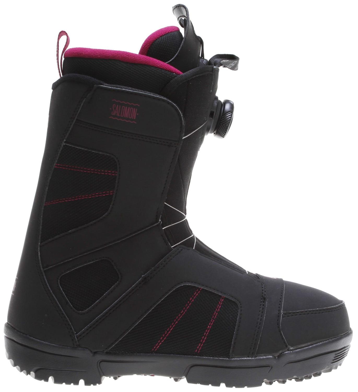 4a2ede6634a9 Salomon Scarlet BOA Snowboard Boots - thumbnail 1
