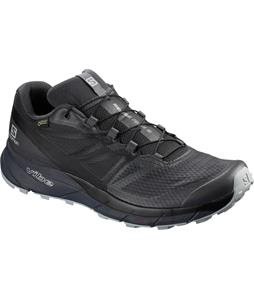 Salomon Sense Ride 2 GTX Invisible Fit Trail Running Shoes