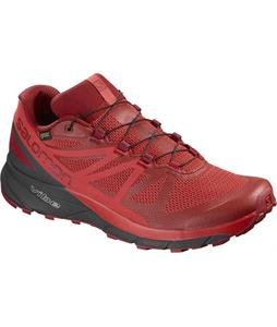 Salomon Sense Ride GTX Invisible Fit Trail Running Shoes