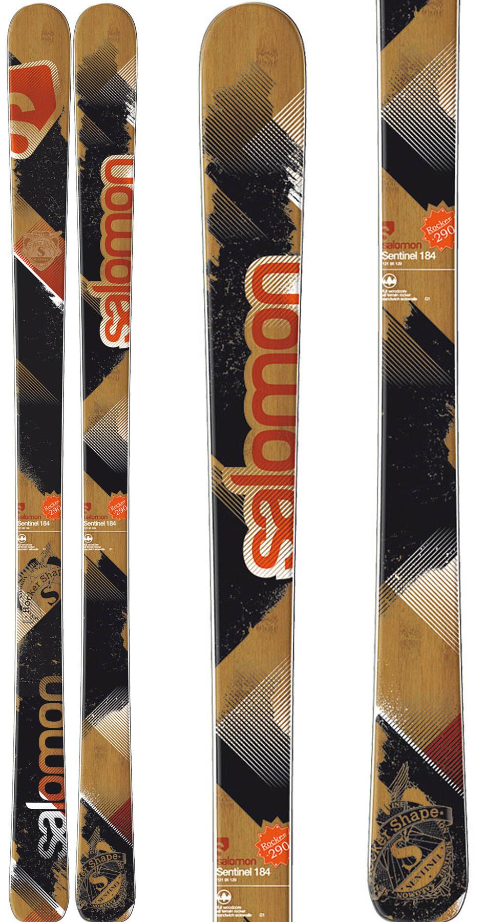 Salomon Sentinel Competitive Edge Ski & Bike