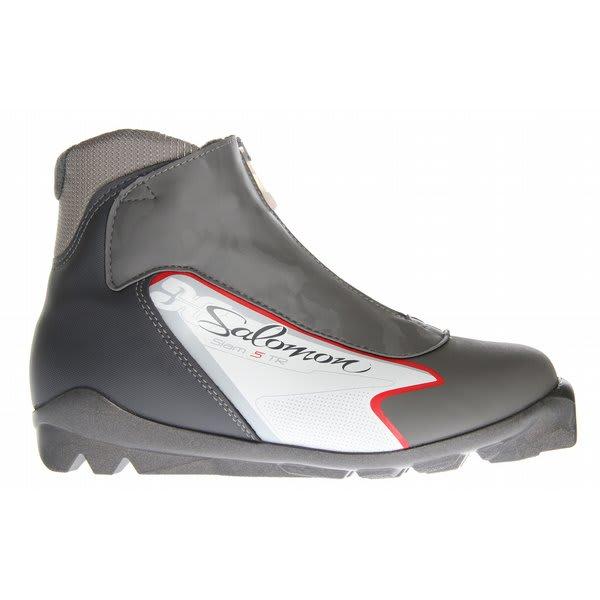 Salomon Siam 5 Tr Cross Country Ski Boots Grey U.S.A. & Canada