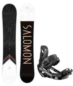 Salomon Sight Snowboard w/ Rhythm Bindings