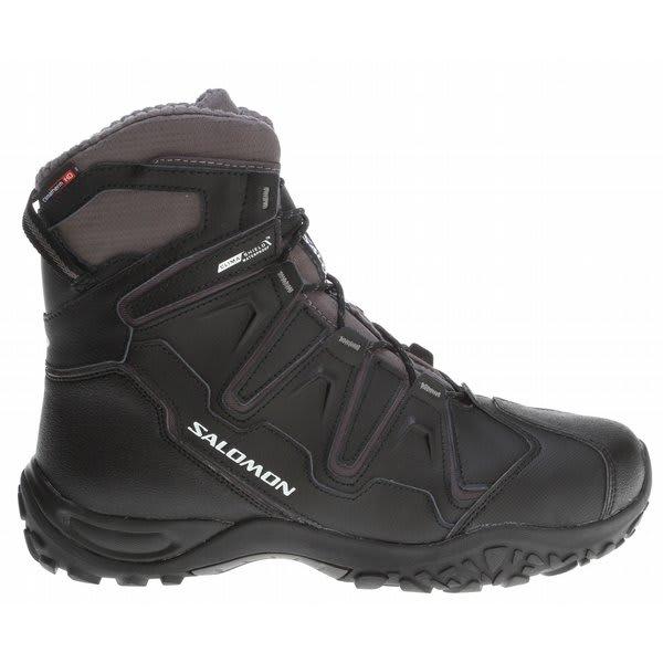 Salomon Snowcat Wp Boots Black / Autobahn / Autobahn U.S.A. & Canada