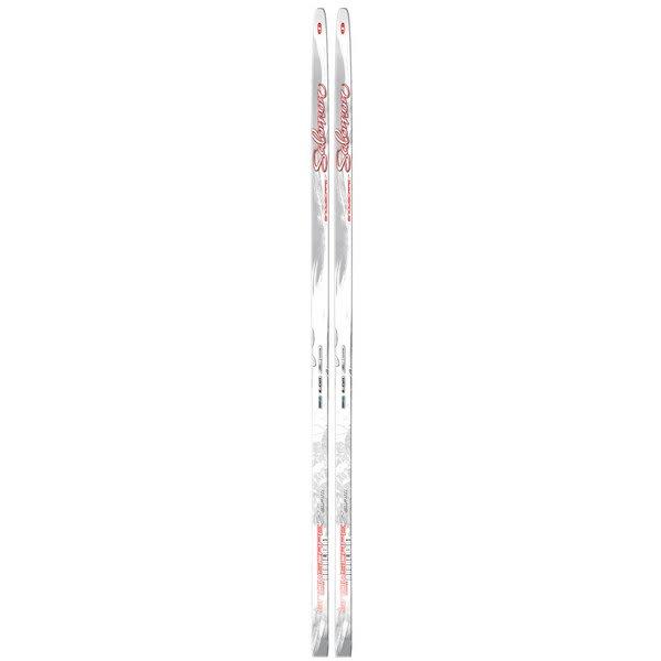 Salomon Snowscape 7 Siam Cross Country Skis White / Red U.S.A. & Canada