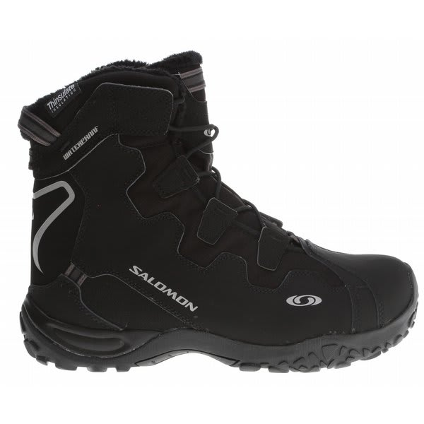 Salomon Snowtrip Wp Boots Black / Black / Black U.S.A. & Canada
