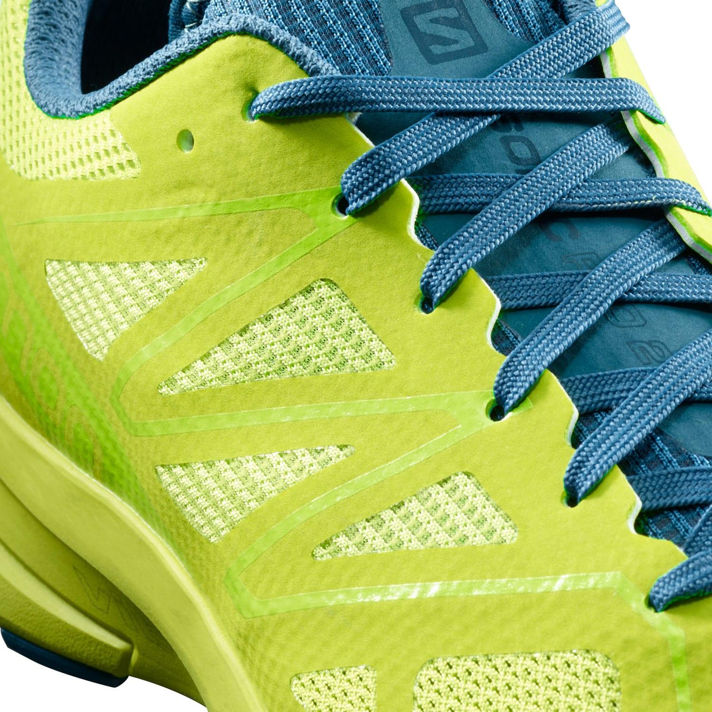 79b96164dd78 Men s Salomon Sonic Pro 2 Road Running Shoe 12 M Lime Punch mallard ...