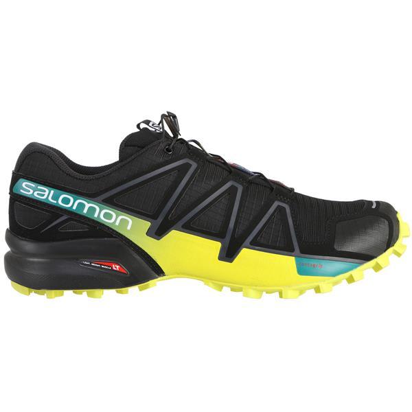 Special offer Mens Yellow Salomon Speedcross 4 Cs Trail