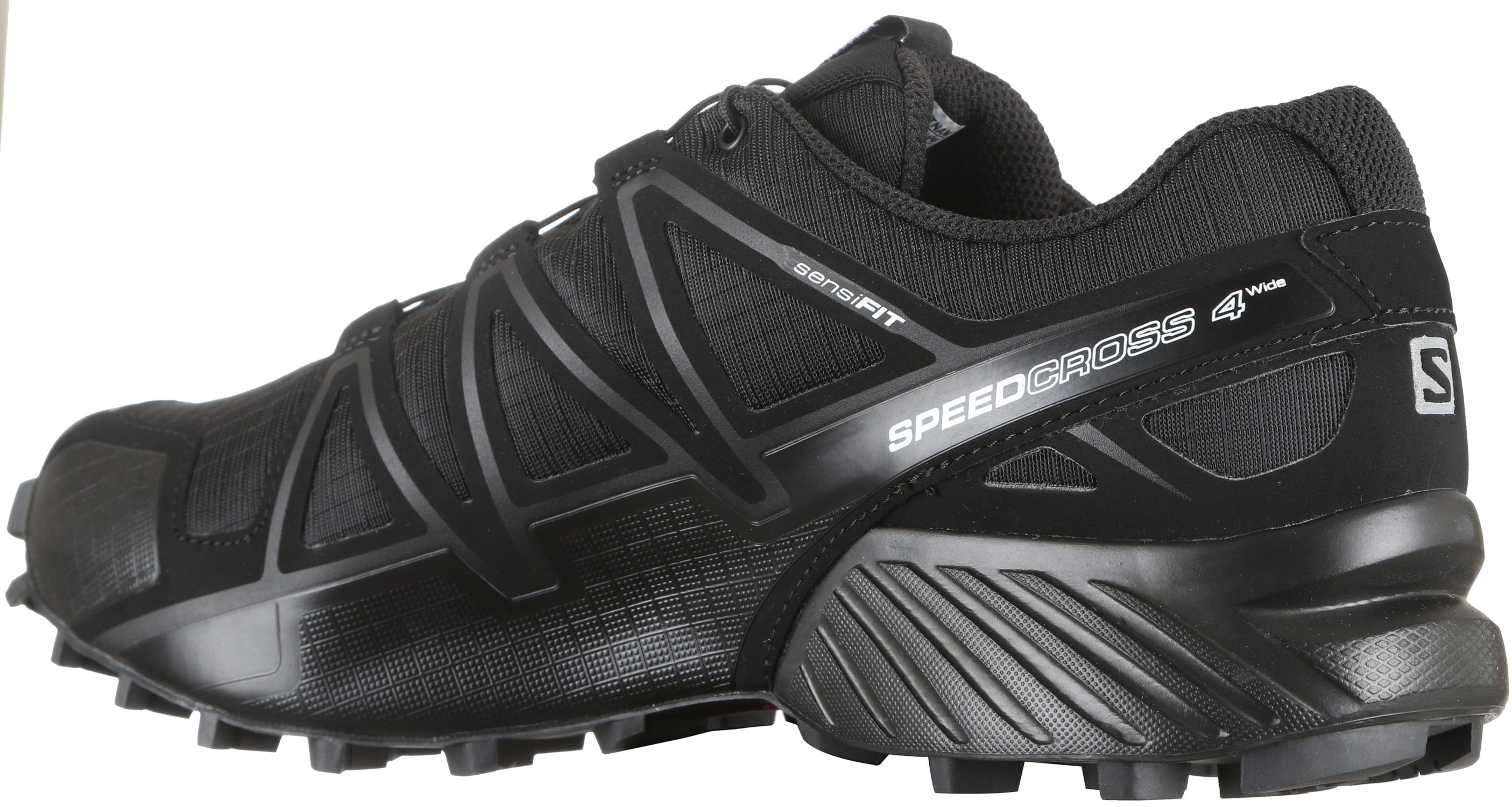 Salomon Speedcross 4 Wide Trail Running Shoes 2019