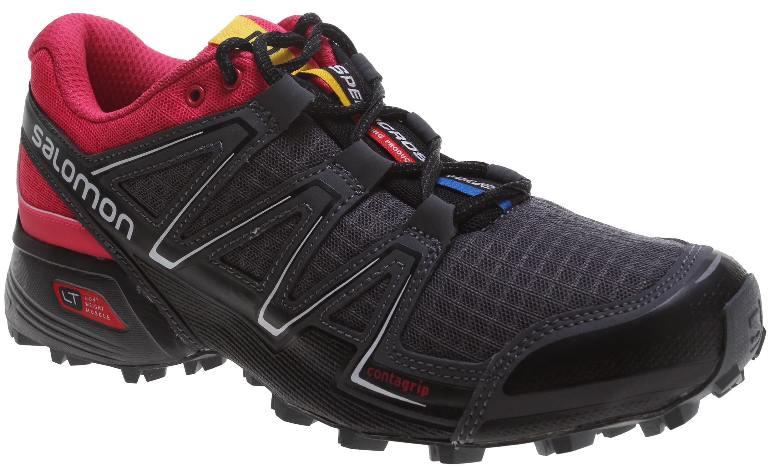 ddfd55529b4d Salomon Speedcross Vario Trail Running Shoes - thumbnail 2