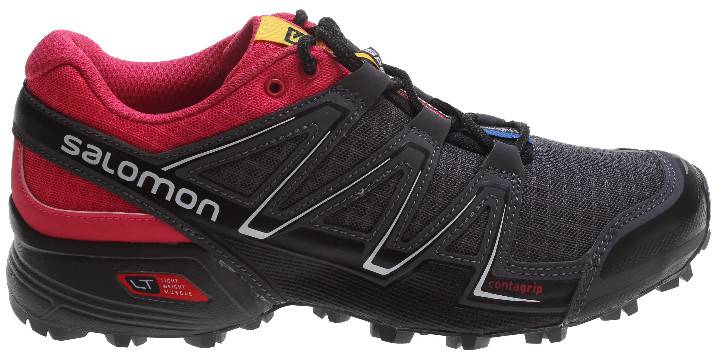 784327bb4086 Salomon Speedcross Vario Trail Running Shoes - thumbnail 1