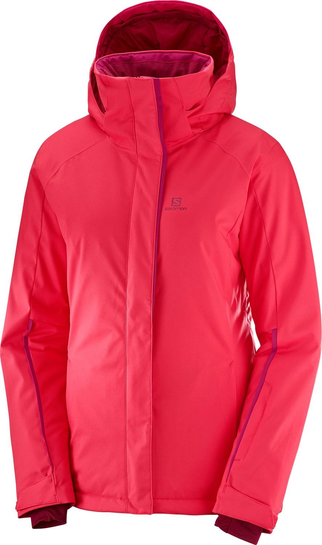 Salomon Stormpunch Ski Jacket Womens