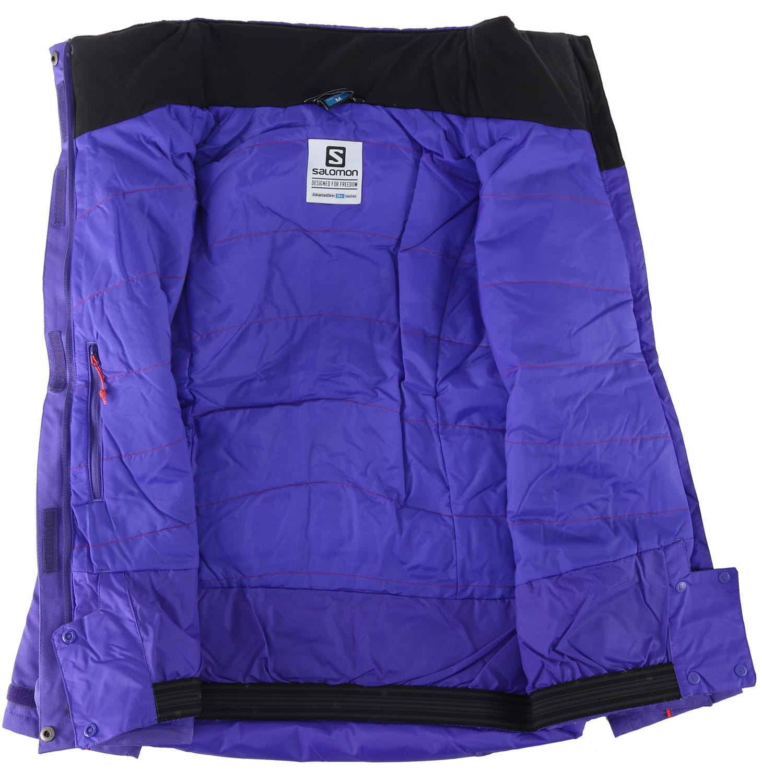 Salomon Stormseeker Ski Jacket - thumbnail 3 17fe5df2114