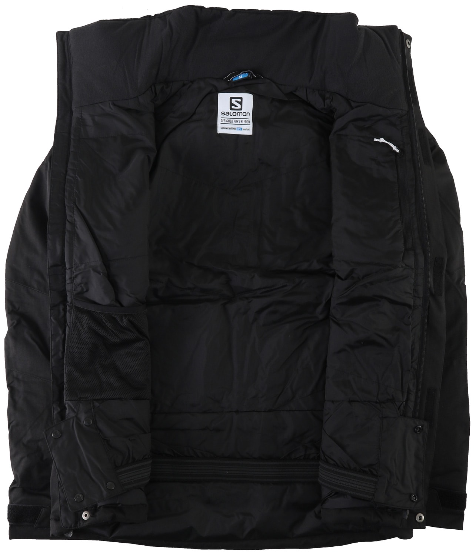 Mens ski jackets salomon