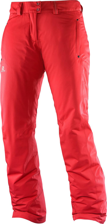 Waterproof Duffle Bags >> Salomon Stormspotter Ski Pants - Womens
