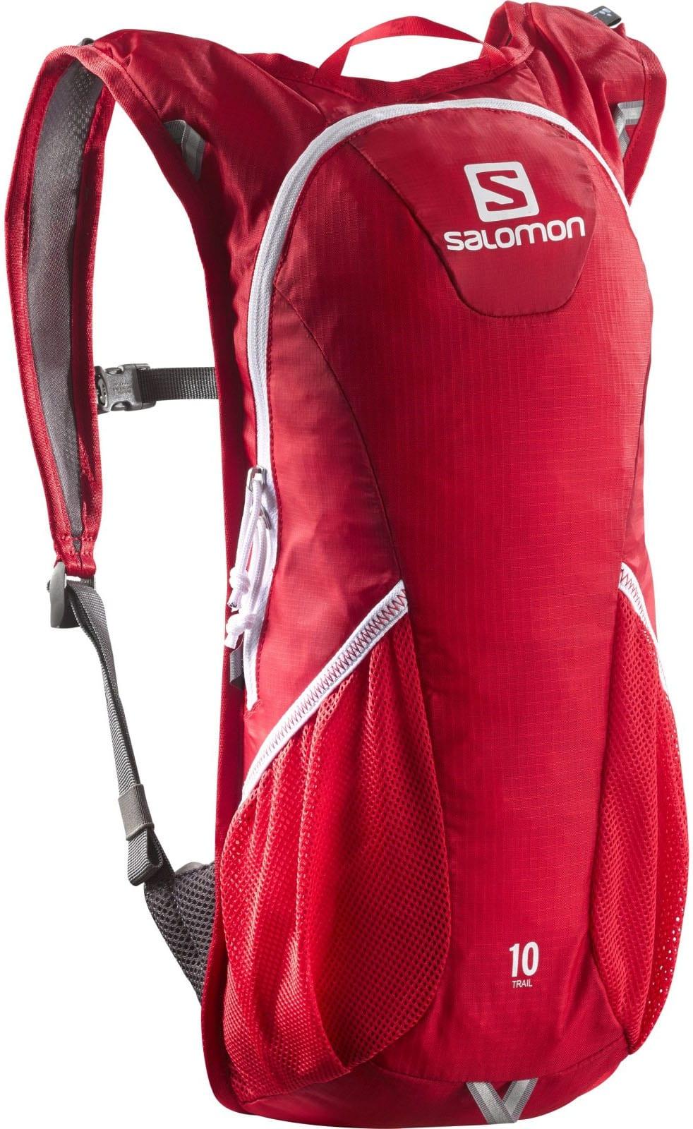 Salomon Trail 10 Set Hydration Backpack Mens Sz 10l