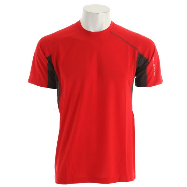 Salomon Trail Iv T Shirt U.S.A. & Canada