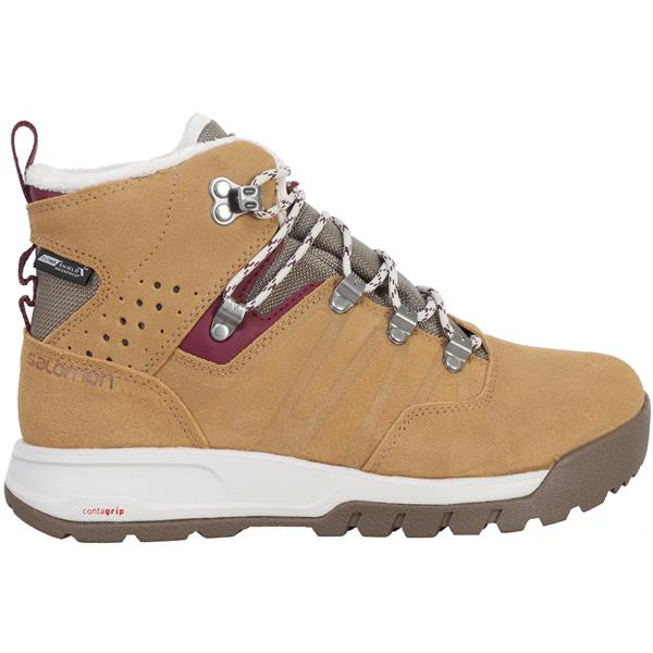 85314a82 Salomon Utility TS CSWP Boots - Womens