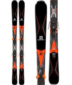 Salomon X-Drive 8.0 Ti w/ X-Track XT12 Bindings